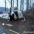 bus betoniarka wypadek
