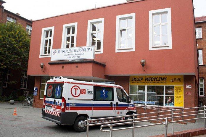 szpital miejski w olsztynie