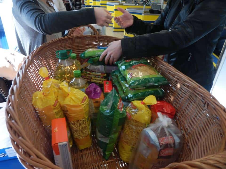 Weź udział w świątecznej zbiórce żywności