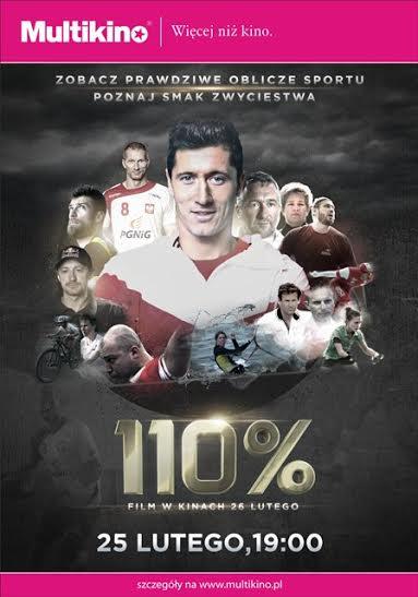 110 % film plakat