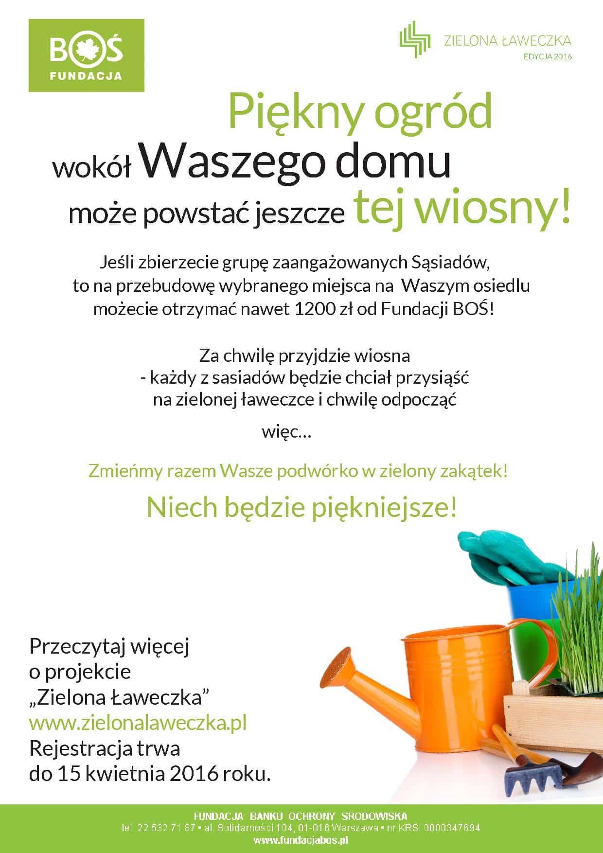 Zielona-Laweczka-plakat