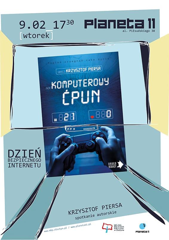 komputerowy cpun spotkanie autorskie