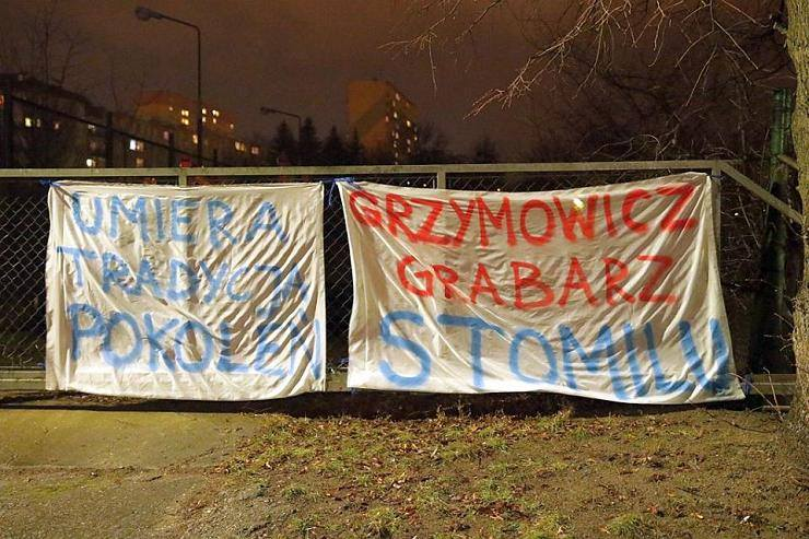 Fot. Facebook/Oks-Stomil-Olsztyn.