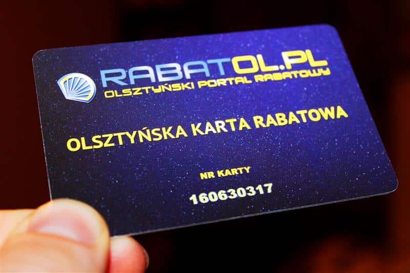 Czy posiadasz już Olsztyńską Kartę Rabatową?