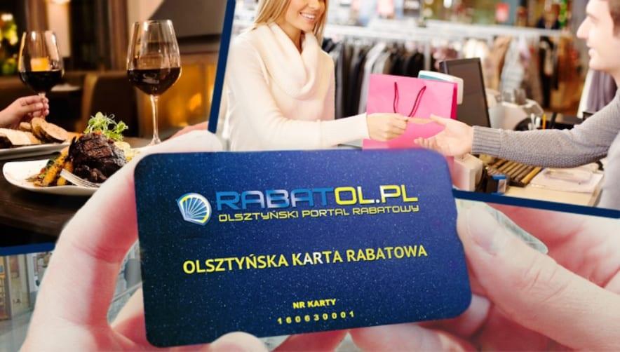 Świąteczna promocja na Olsztyńskie Karty Rabatowe!