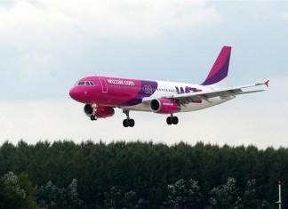 Z lotniska w Szymanach polecimy samolotami Wizz Air!