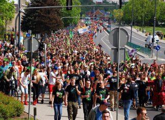 Kortowiada 2016: Parada Wydziałów. Nasza fotorelacja
