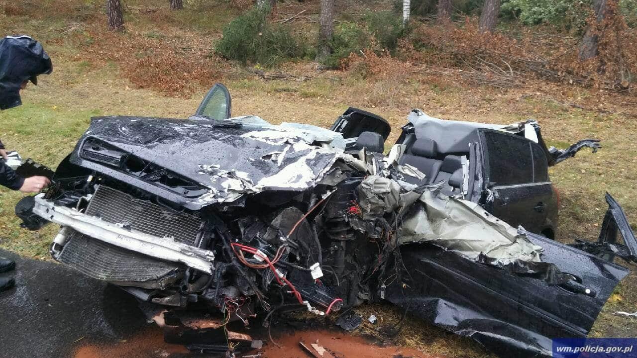 wypadek-ciezarowka-dk16-nagla-2