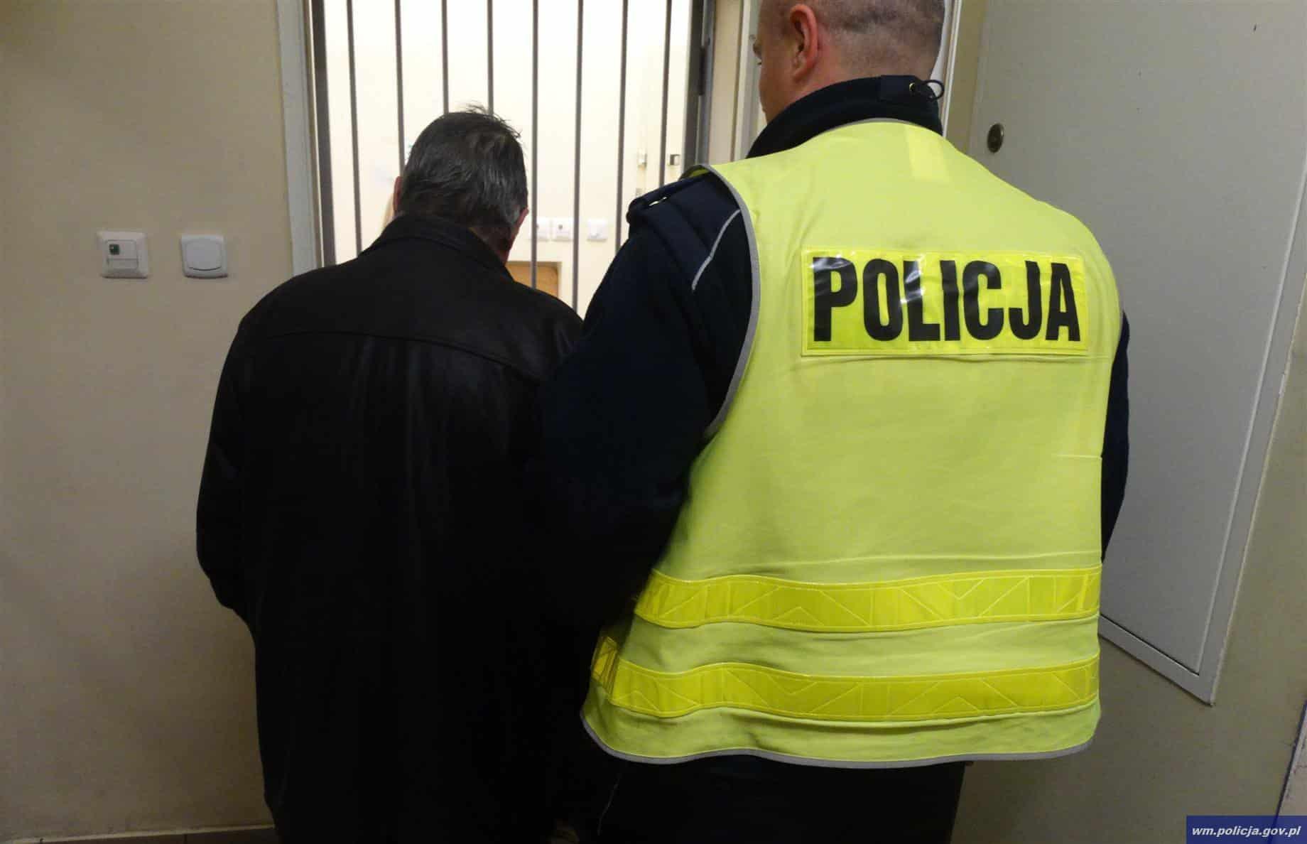 zatrzymany-policja