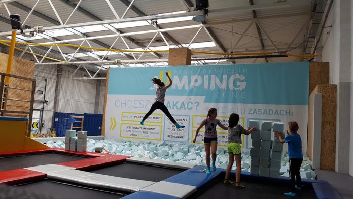Jumping Zone