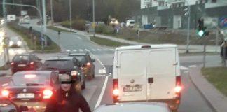 agresja drogowa