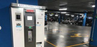 galeria warmińska parking