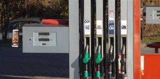 cena paliwa stacja benzynowa