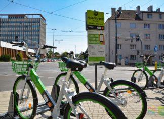 rower miejski olsztyn