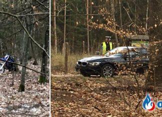 """""""Radiowóz przejechał po motocykliście"""". Tragiczny finał policyjnego pościgu pod Olsztynem"""
