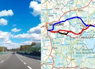 Mazurskie samorządy przeciwne budowie drogi tranzytowej przez Mazury