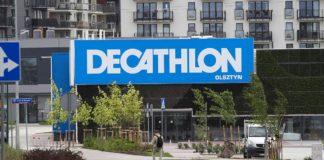 decathlon olsztyn