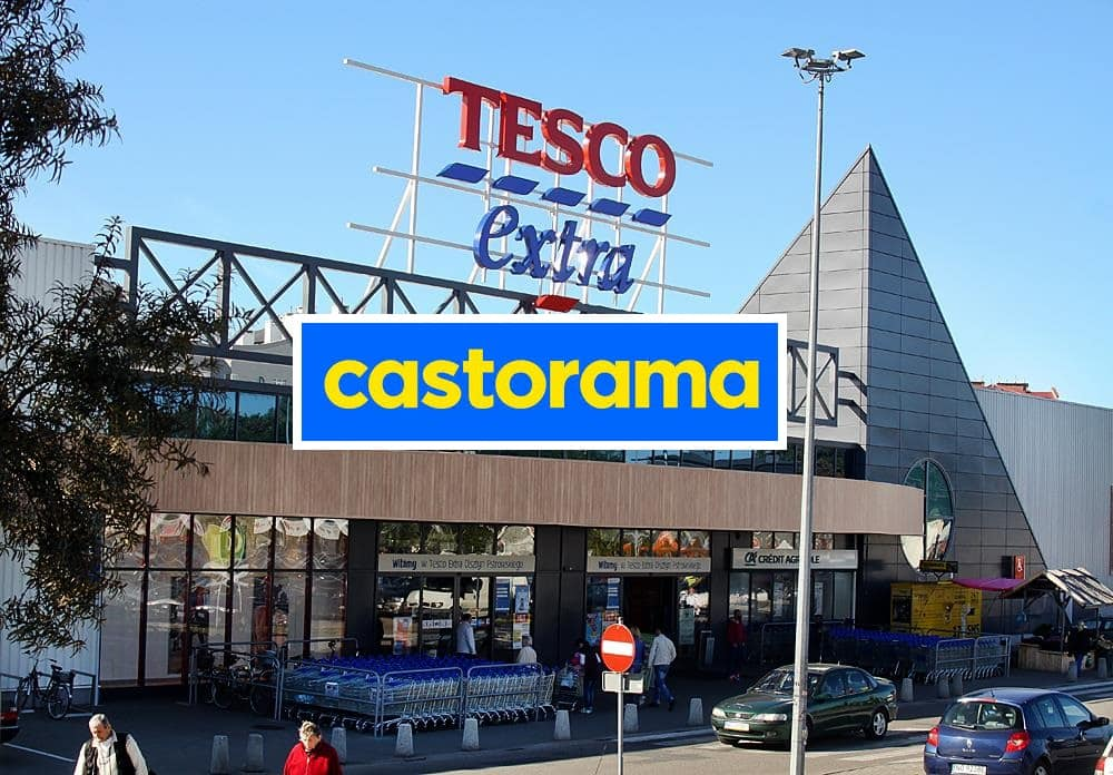 Zamiast Tesco Bedzie Castorama