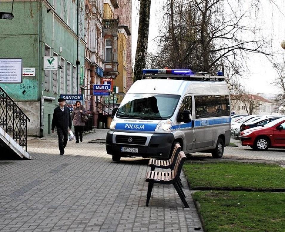 Napad na kantor w centrum Olsztyna. Skradziono 3 mln zł w gotówce