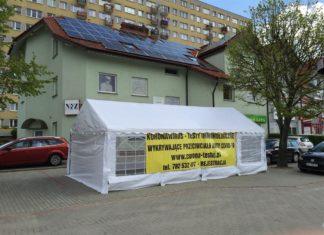 Szybkie testy na koronawirusa w Olsztynie dostępne już dla każdego