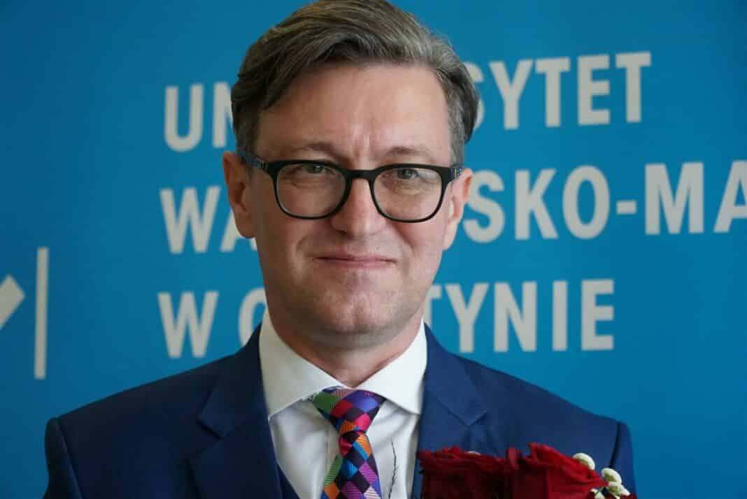 Prof. Jerzy Przyborowski nowym rektorem Uniwersytetu Warmińsko-Mazurskiego