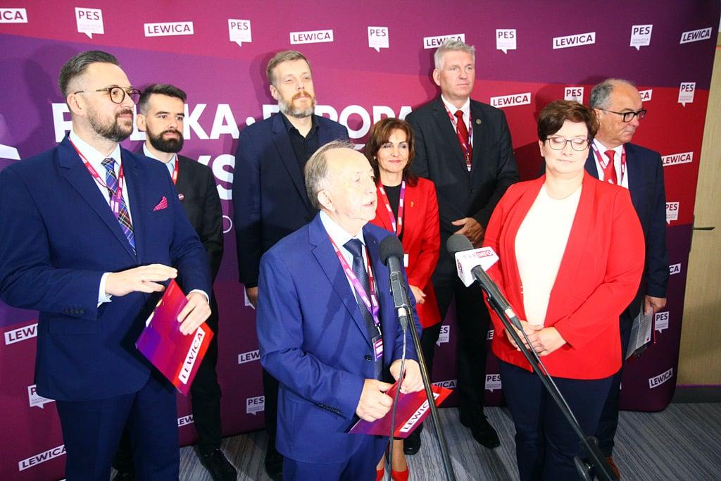 w Olsztynie odbywa się regionalny kongres programowy Lewicy
