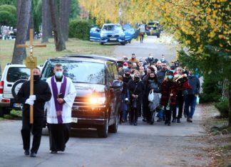 Odbył się pogrzeb zamordowanego Filipa