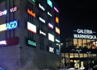 Galeria Warmińska i Aura: decyzja o lockdownie to nasza tragedia