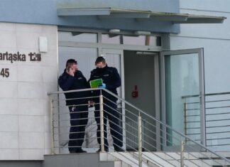 Znaleziono ciało młodej kobiety w Olsztynie. Doszło do tragedii