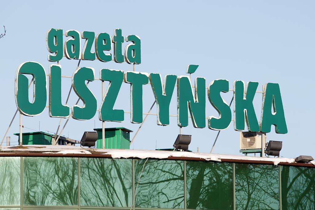 Gazeta Olsztyńska sprzedana!