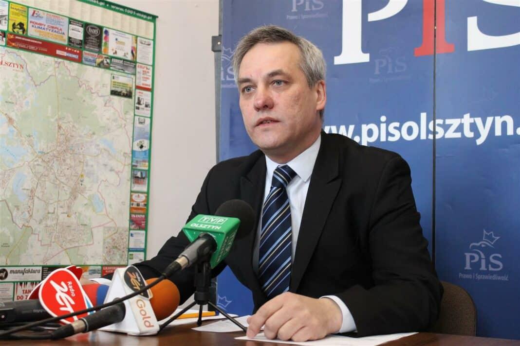 Prezes regionalnych struktur PiS o doniesieniach związanych z posłami Wypijem i Maksymowiczem